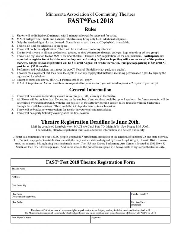 Theatre Registration Flyer back