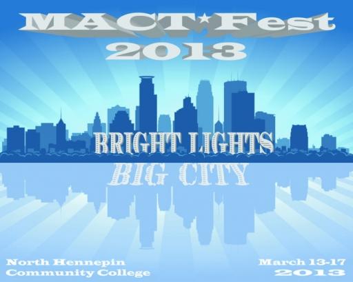 MACT Fest 2013 Logo