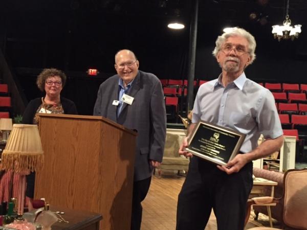 Steve Antenucci Receives Fliehr Award